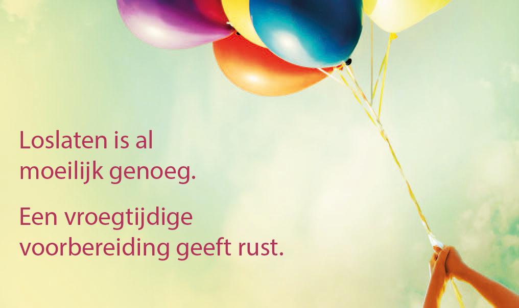 Gratis inloopspreekuur uitvaarten in het Afscheidshuys in Almere.